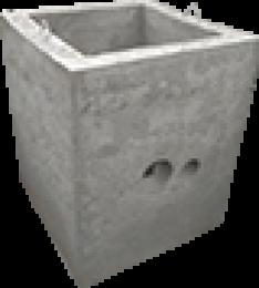 Caixa de Passagem 60x60x100